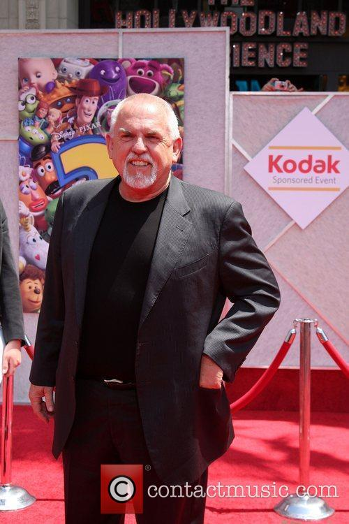 John Ratzenberger and Walt Disney 1