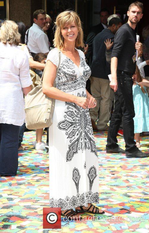 Kate Garraway UK premiere of 'Toy Story 3'...