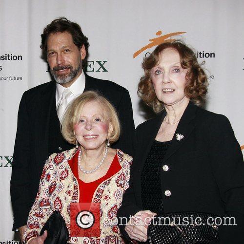 David Staller, Anita Jaffe and Charlotte Moore...