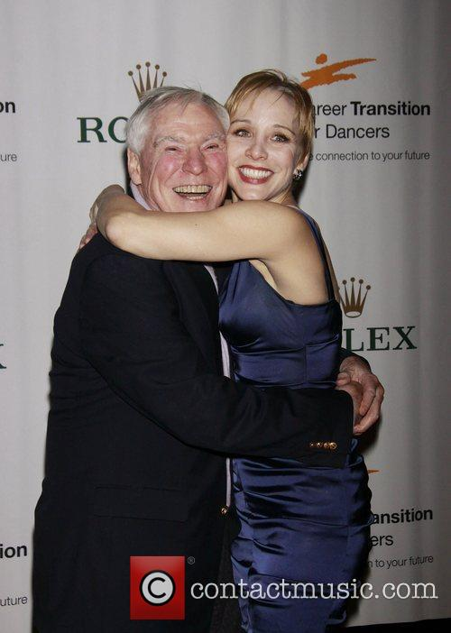 Jacques d'Amboise and his daughter Charlotte d'Amboise...