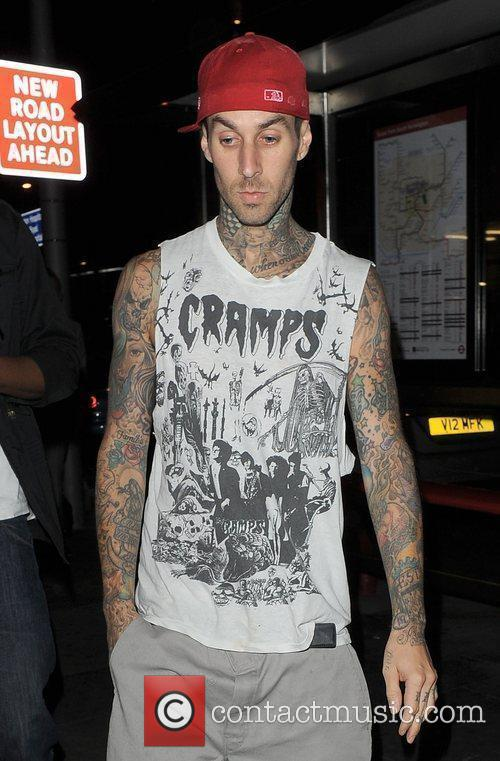 Travis Barker and Blink 182 8
