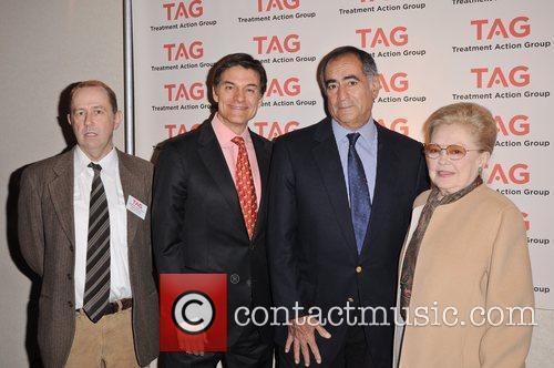 Mark Harrington, Dr. Mehmet Oz, John J. Mack,...