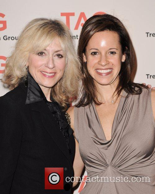 Judith Light, Jenna Wolfe Treatment Action Group's 2010...