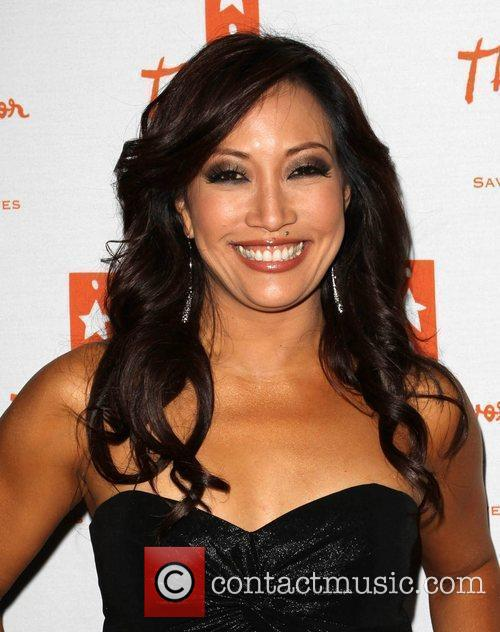 Carrie Ann Inaba and Palladium 8