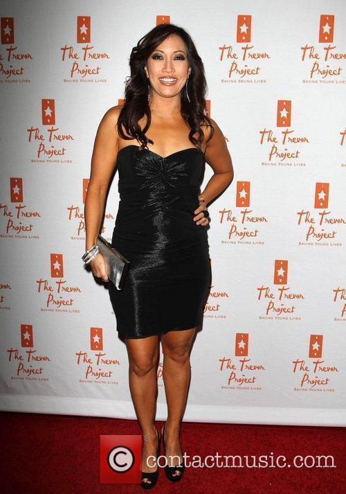 Carrie Ann Inaba and Palladium 7