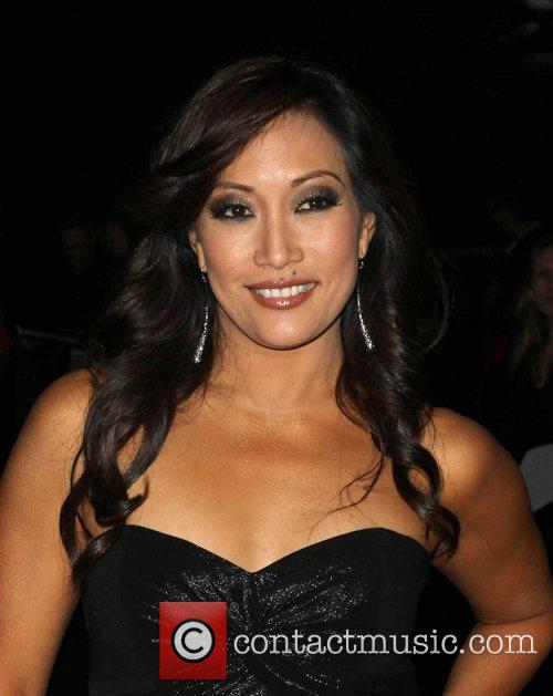 Carrie Ann Inaba and Palladium 5