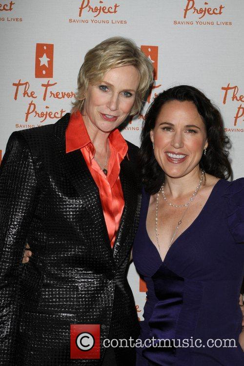 Jane Lynch and Palladium 7