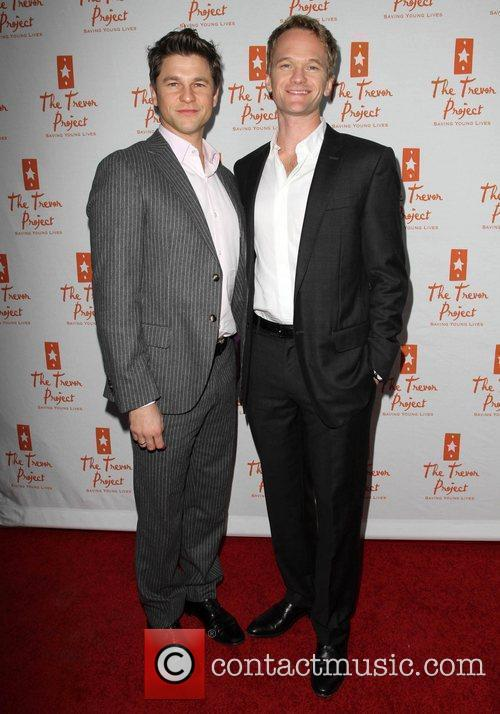 Neil Patrick Harris, David Burtka and Palladium 3