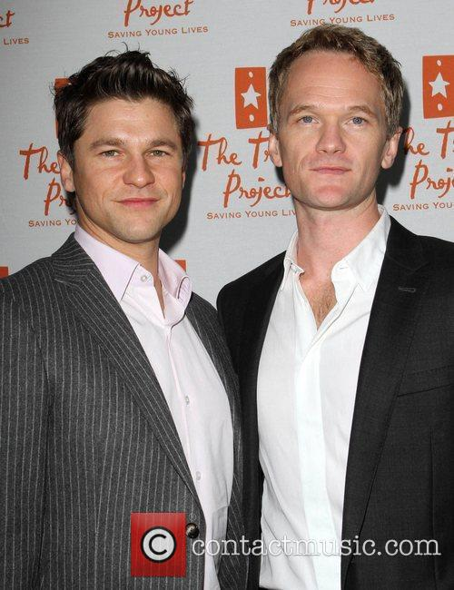 Neil Patrick Harris, David Burtka and Palladium 1