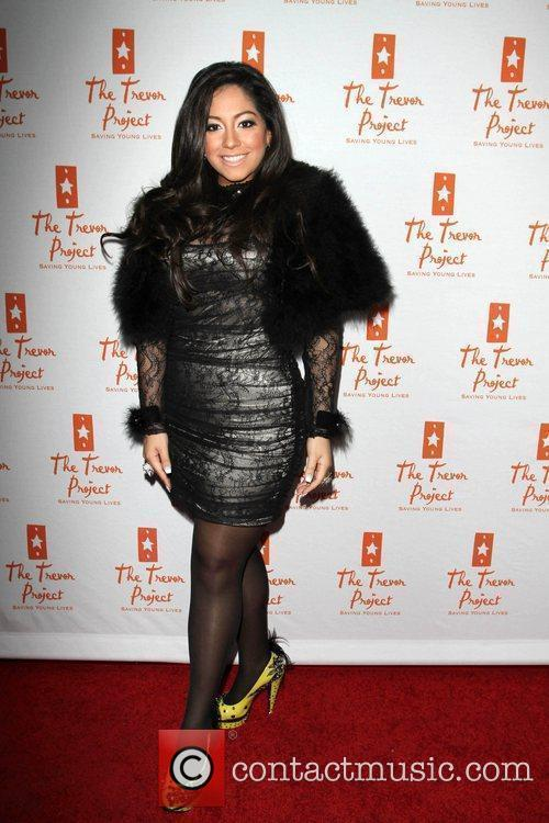 Stephanie Carcache 'Trevor Live' benefiting The Trevor Project...