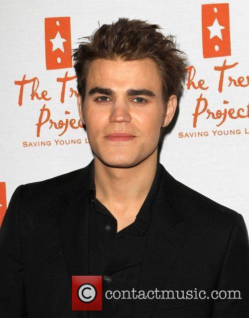 Paul Wesley and Palladium 2