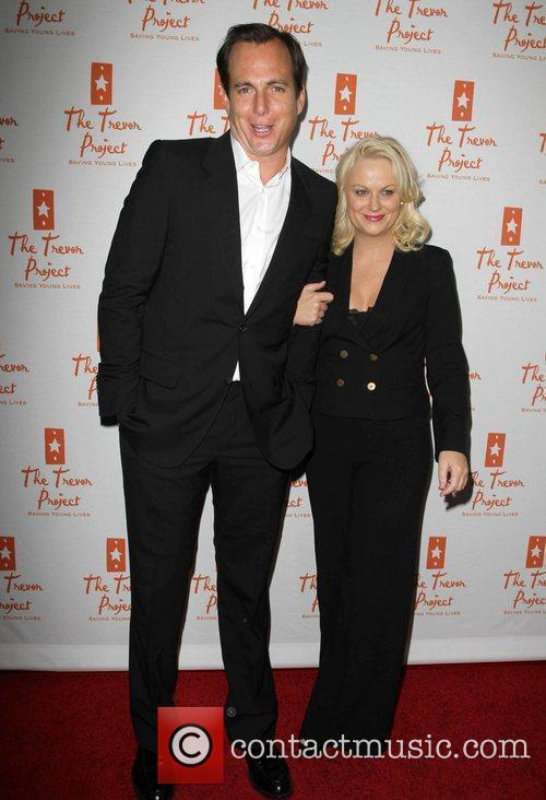 Will Arnett, Amy Poehler and Palladium 2