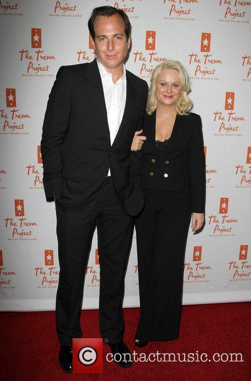 Will Arnett, Amy Poehler and Palladium 3