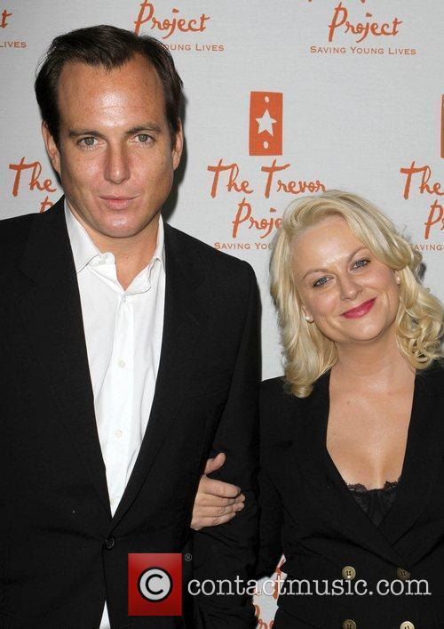 Will Arnett, Amy Poehler and Palladium 4