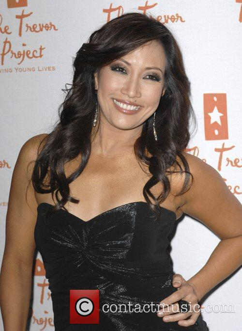 Carrie Ann Inaba and Palladium 1