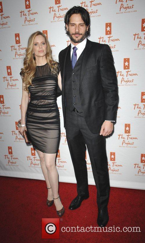Kristin Bauer and Joe Maganiello 'Trevor Live' benefiting...