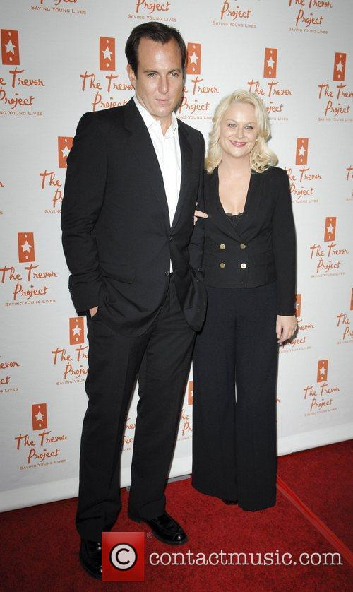 Will Arnett, Amy Poehler and Palladium 1
