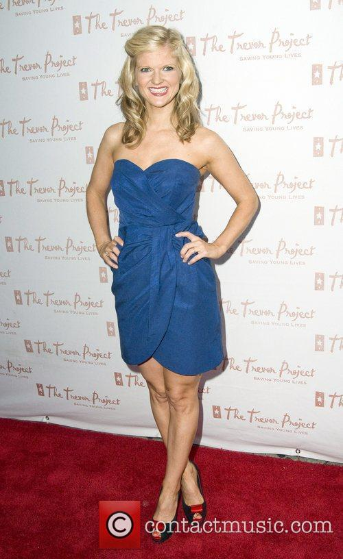 Attends the 10th Annual Trevor New York Summer...