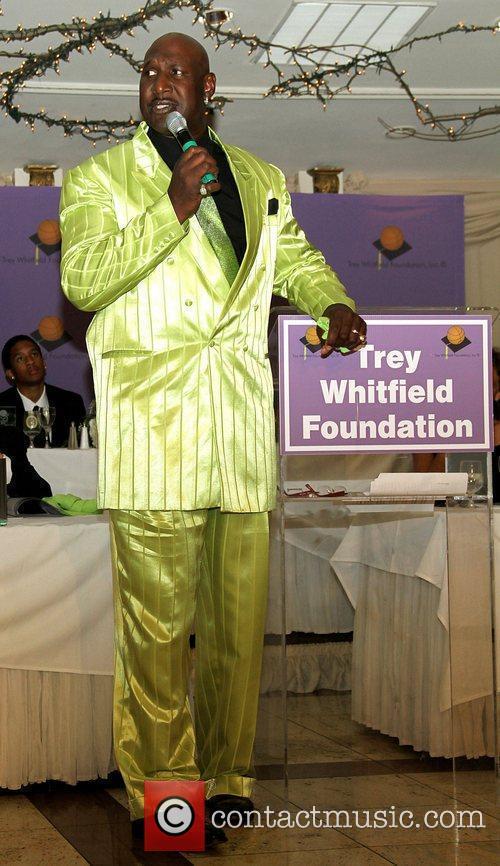 Darrell Dawkins The 18th Annual Trey Whitfield Foundation...