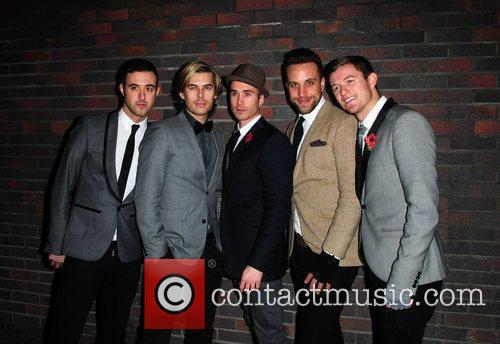 The Overtones at the Westgate Shopping centre for...
