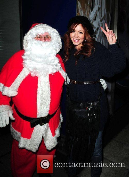 Natasha Hamilton and Lights 1