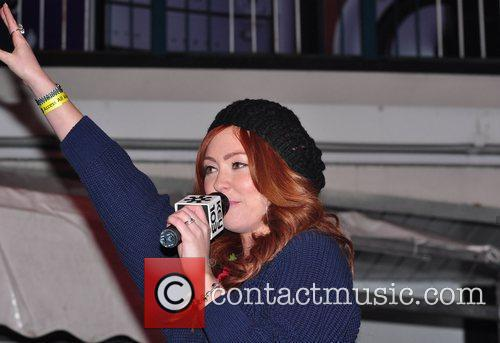 Natasha Hamilton and Lights 2