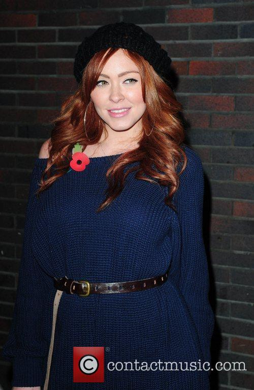 Natasha Hamilton and Lights 6