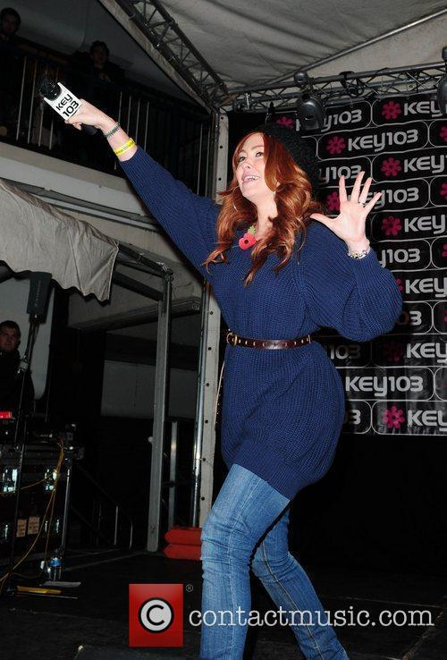Natasha Hamilton and Lights 5