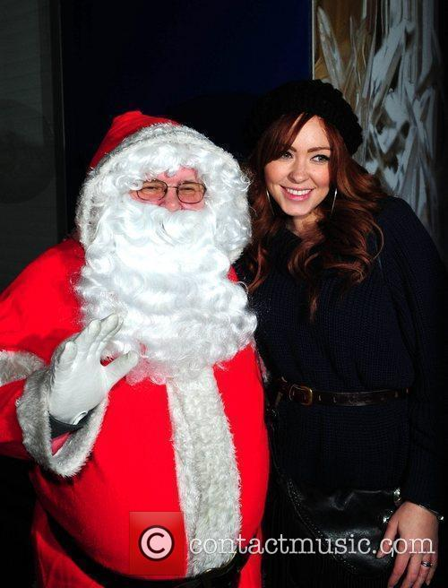 Natasha Hamilton and Lights 7