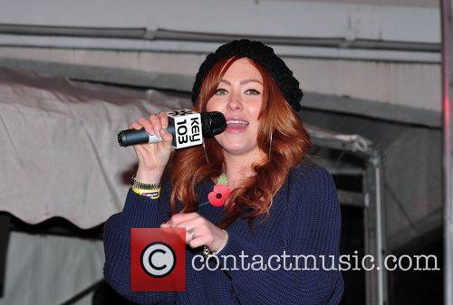 Natasha Hamilton and Lights 3
