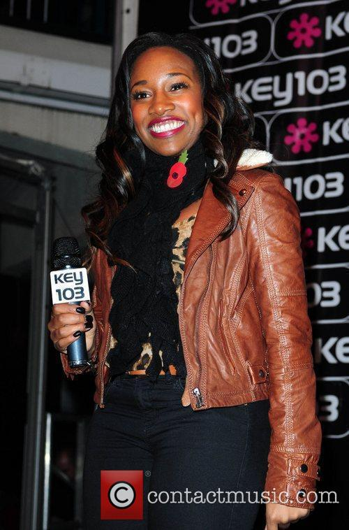 Treyc Cohen, the latest X Factor reject, at...