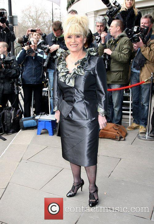 Barbara Windsor The TRIC awards 2010 (Television and...