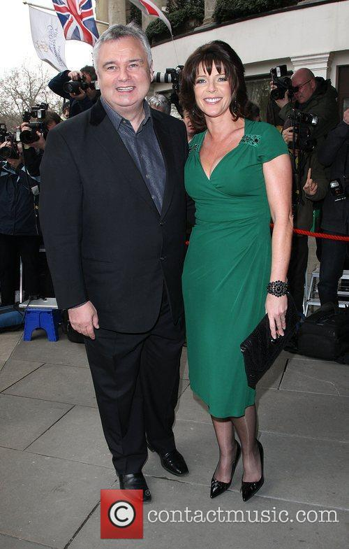 Eamonn Holmes and Ruth Langsford The TRIC awards...