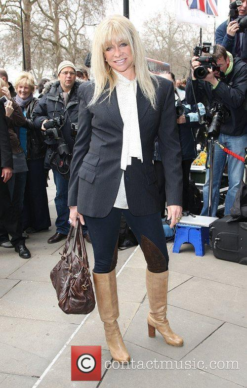 Jo Wood The TRIC awards 2010 (Television and...