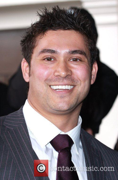 Rav Wilding The TRIC awards 2010 (Television and...