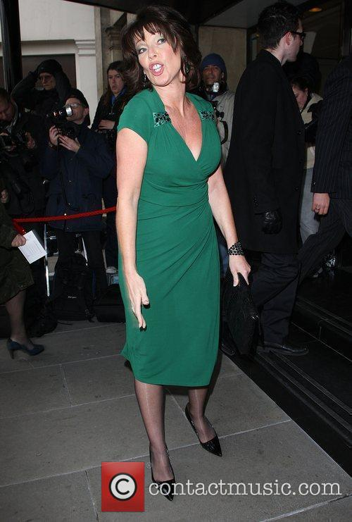 Ruth Langsford The TRIC awards 2010 (Television and...