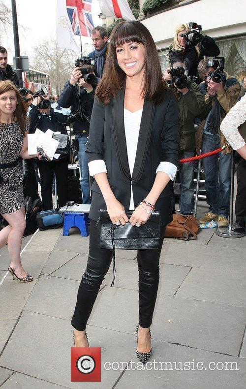 Sheree Murphy The TRIC awards 2010 (Television and...