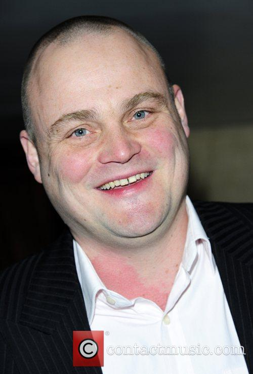 Al Murray  The TRIC awards 2010 (Television...