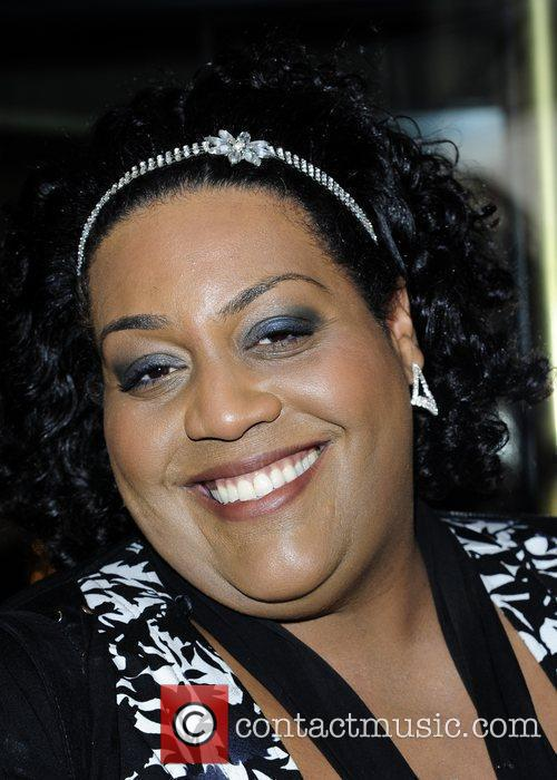 Alison Hammond The TRIC awards 2010 (Television and...