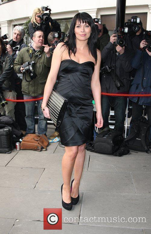 Alison King The TRIC awards 2010 (Television and...