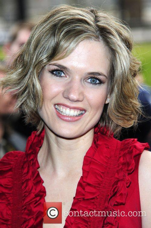 Charlotte Hawkins The TRIC awards 2010 (Television and...