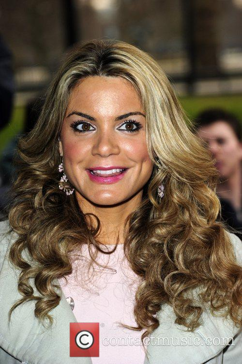 Charlotte Jackson The TRIC awards 2010 (Television and...
