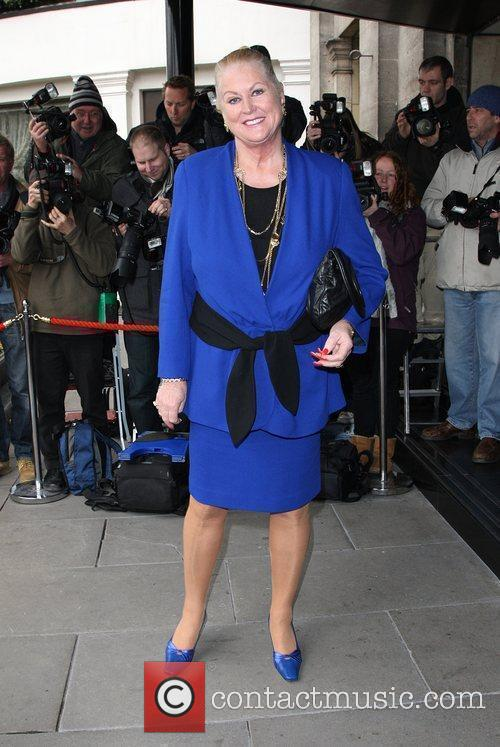 Kim woodburn tuesday 9th march 2010 the tric awards 2010 television