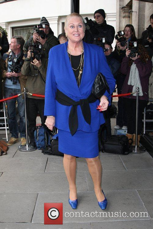 Kim Woodburn The TRIC awards 2010 (Television and...