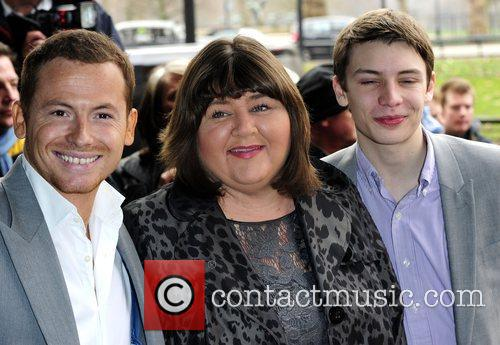 Cheryl Fergison ; Joe Swash and Charlie G....
