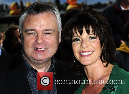 Eamon Holmes & Ruth Langsford The TRIC awards...