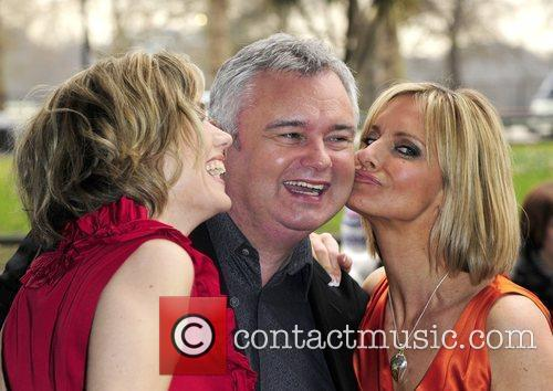 Eamonn Holmes and Sky presenters. The TRIC awards...
