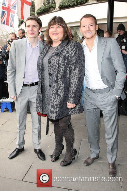 Charlie G Hawkins, Cheryl Fergison and Joe Swash...
