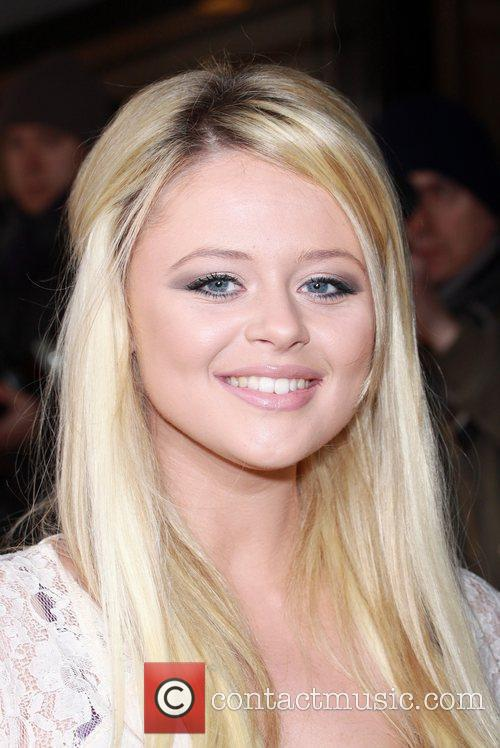 Emily Atack The TRIC awards 2010 (Television and...