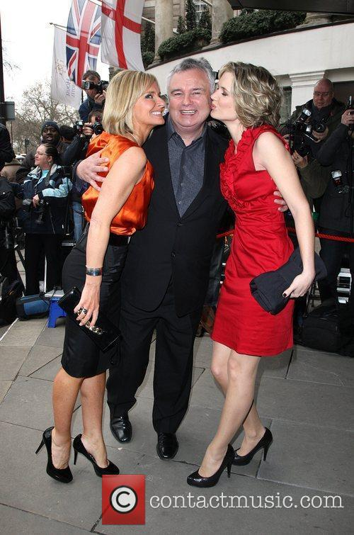 Jacquie Beltrao, Eamon Holmes, Guest The TRIC awards...